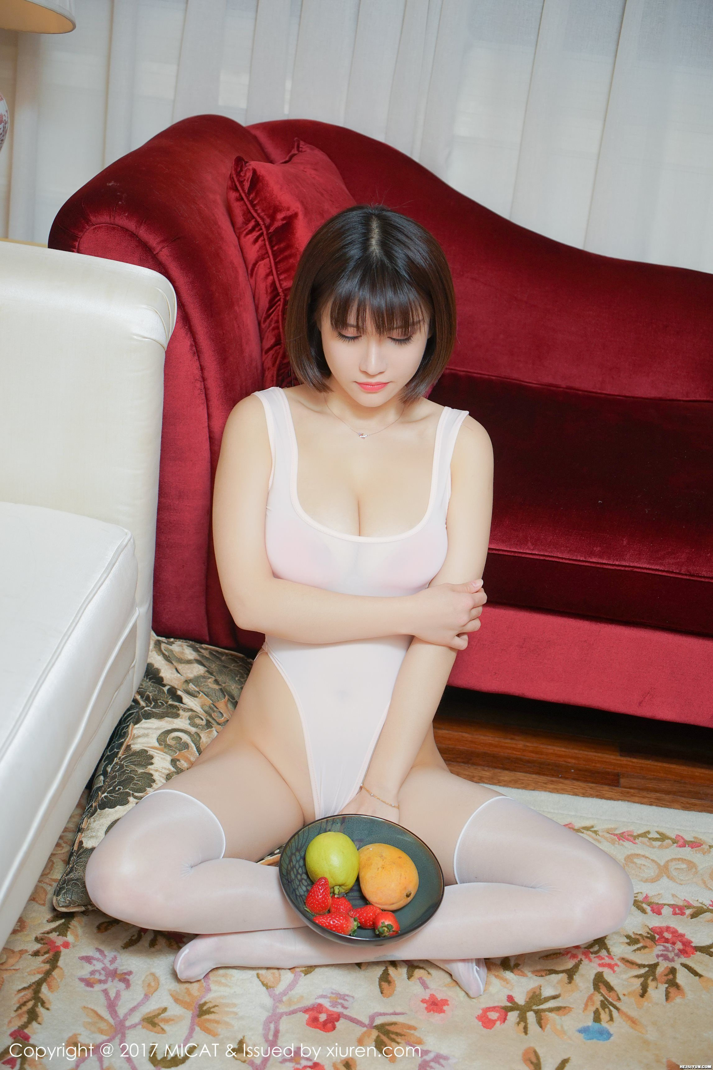 [MICAT猫萌榜] 2017.07.04 Vol.017 K8傲娇萌萌Vivian [62+1P]