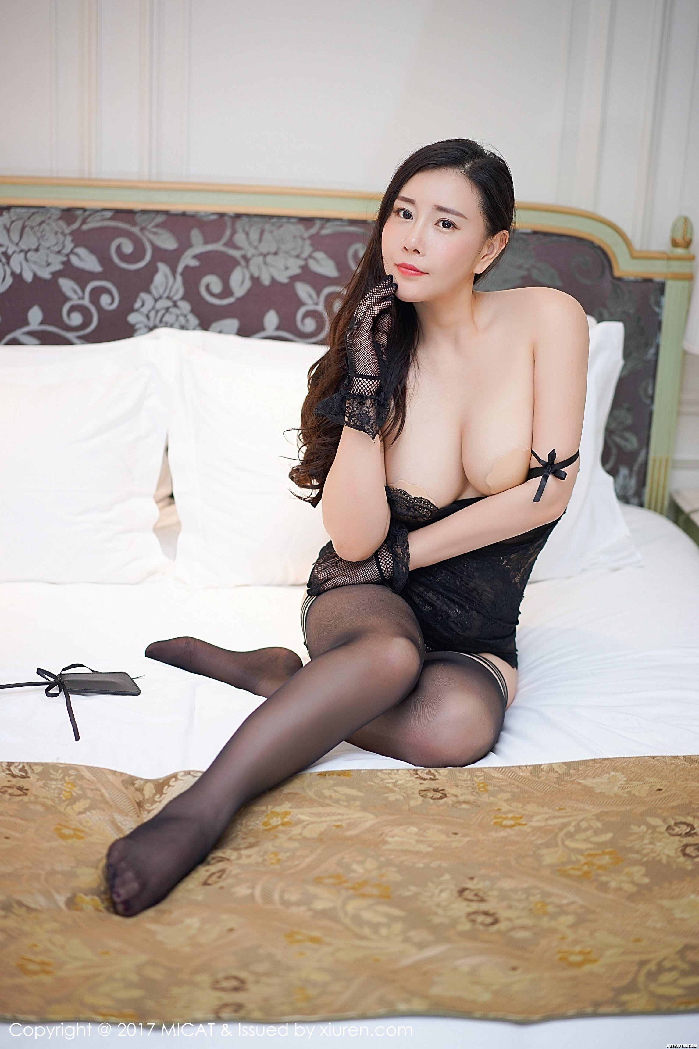 [MICAT猫萌榜] 2017.06.17 Vol.012 王婉悠Queen [50+1P ]