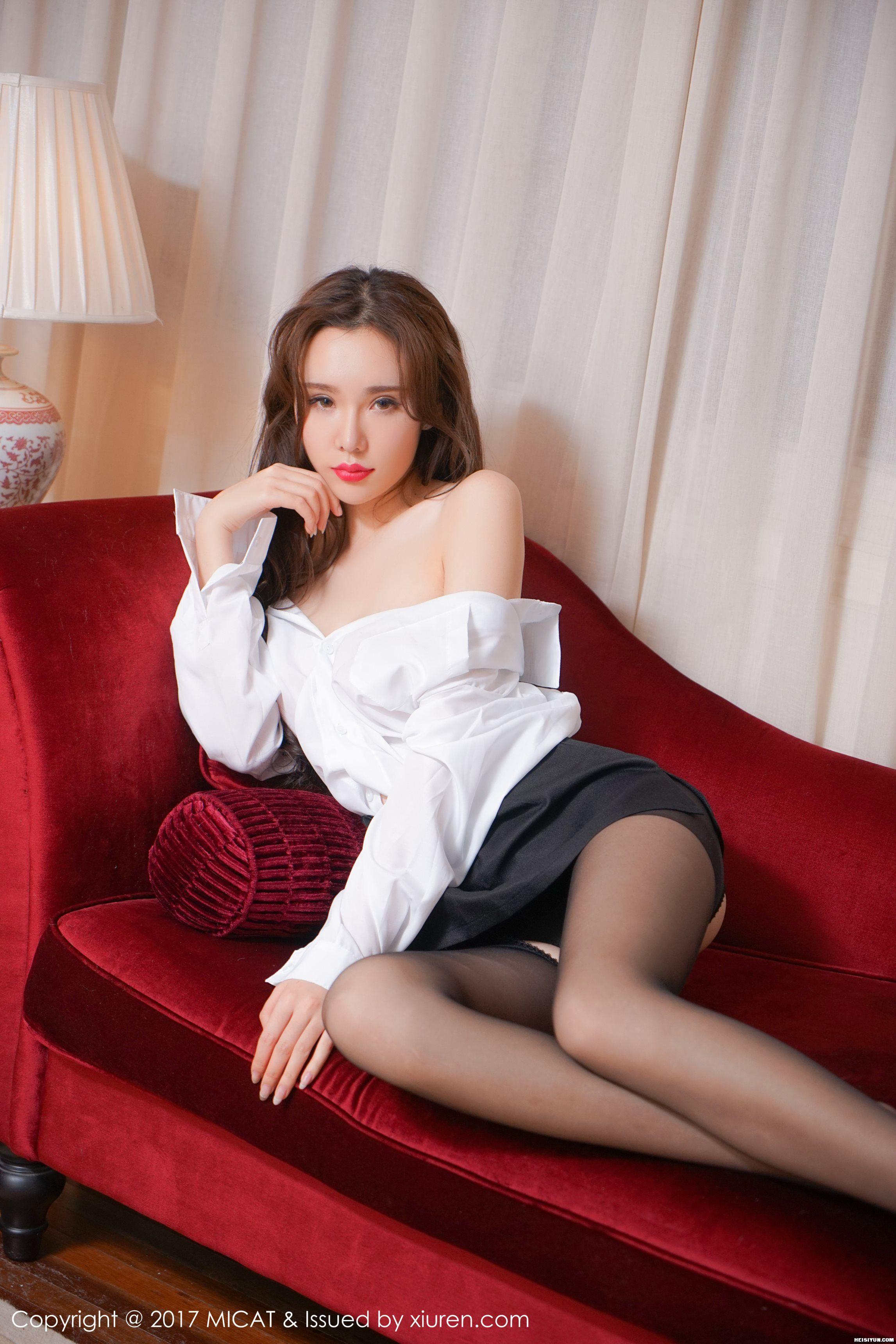 [MICAT猫萌榜] 2017.06.27 Vol.016 萌琪琪Irene [50+1P]