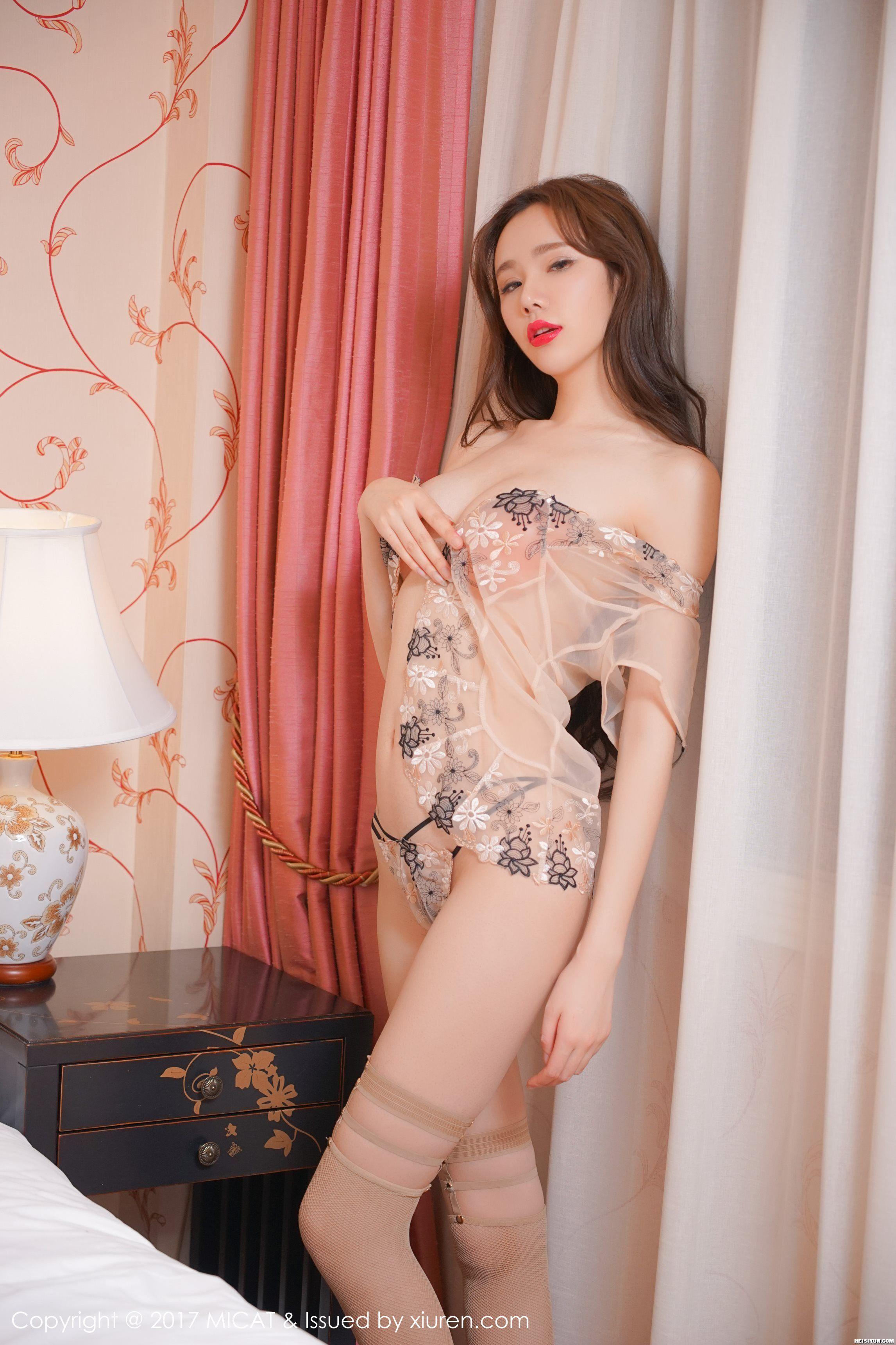 [MICAT猫萌榜] 2017.06.12 Vol.009 萌琪琪Irene [50+1P]