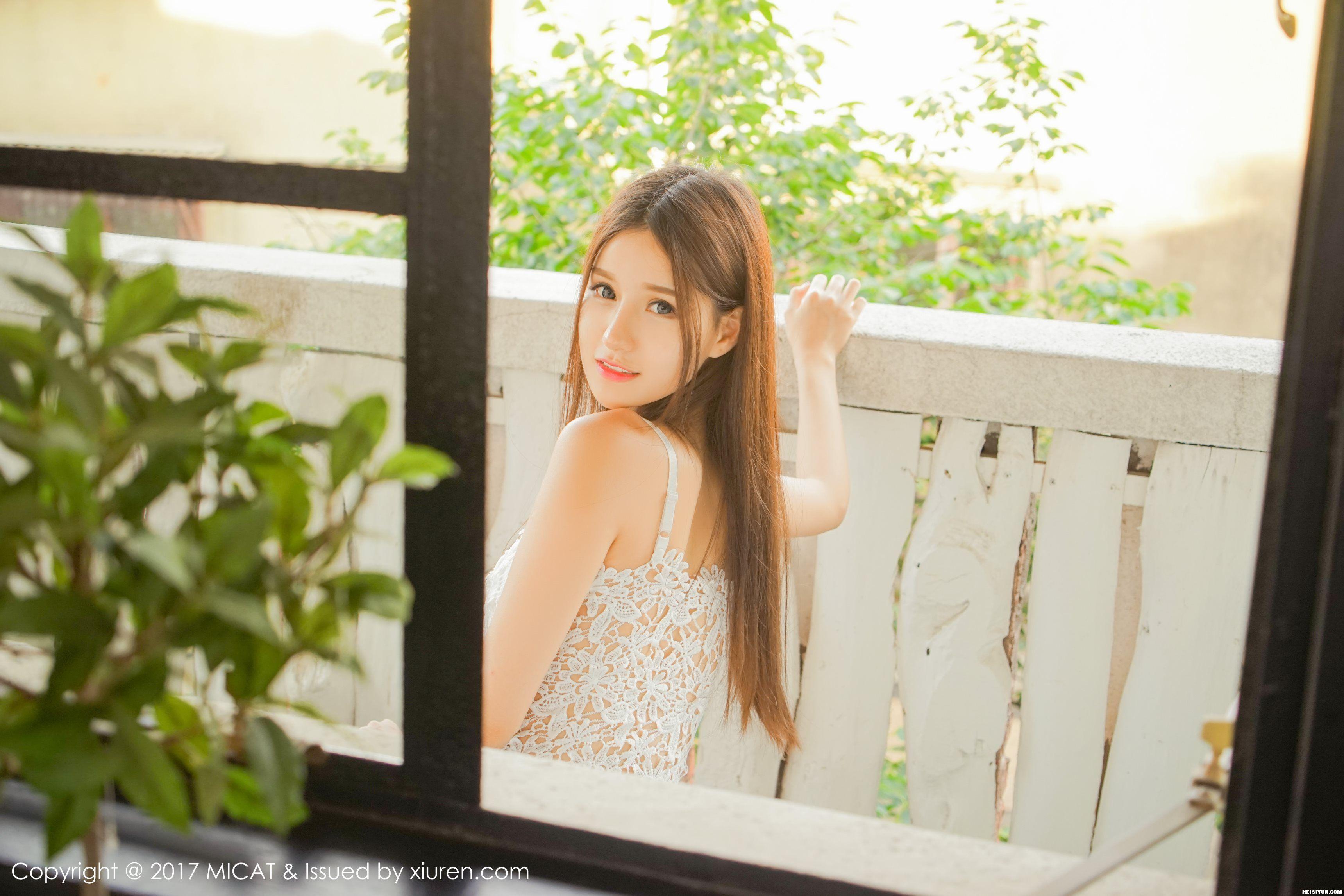 [MICAT猫萌榜] 2017.06.08 Vol.007 玟姊BABY [50+1P ]